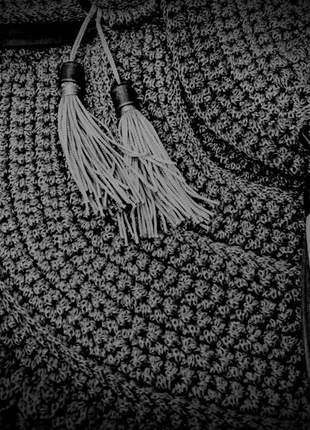 Bolsa dominique. cássia guimarães,crochê,festa,viagem,pasta,tiracolo,grande,de mão