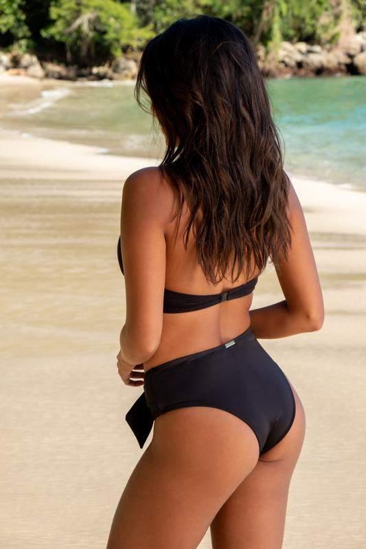 02423224e ... Biquíni bikini água e luz praia retrô vintage hot pant liso2 ...
