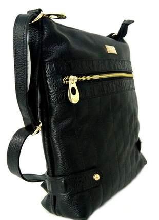 86ad32b90 Bolsa preta pequena feminina - compre online, ótimos preços | Shafa