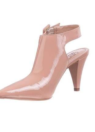 Boot verniz molhado nude - 3506.52600