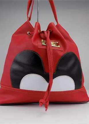 Bolsa saco do mickey lisa