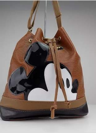 Bolsa saco do mickey