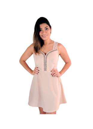 Vestido infinity fashion festa rosê