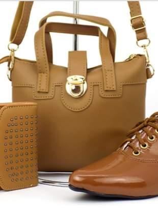 7175f0a7d0 Sapato boneca - R  126.00 (sola tratorada)  23155