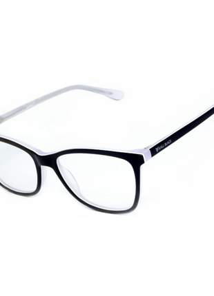 2187d526a Armação óculos de grau feminino kallblack af6287 - R$ 89.90 #17303 ...