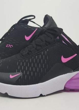 8ad762d7a Nike air max 270 preto e lilas - R$ 99.90 #17335, compre agora | Shafa