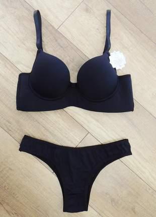 d1ceee712 Conjuntos de lingerie plus size - compre online
