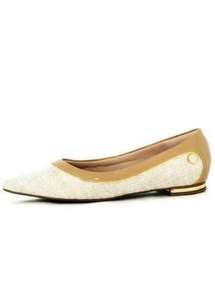 Sapatilha infinity shoes juta bege