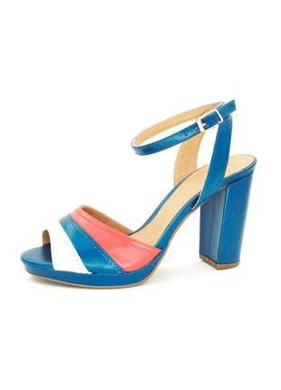 Sandália infinity shoes navy