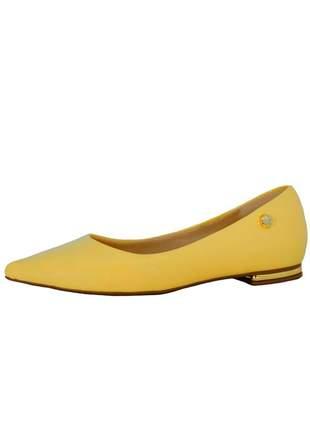 Sapatilha infinity shoes verniz amarela