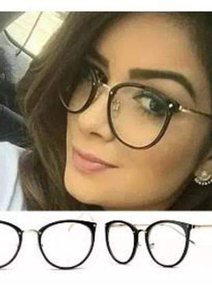 Óculos de grau feminino redondo