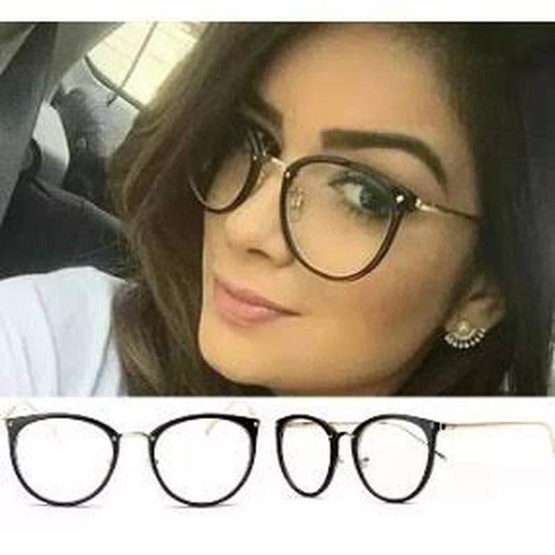 55e770fac Óculos de grau feminino redondo - R$ 119.00 #18036, compre agora   Shafa