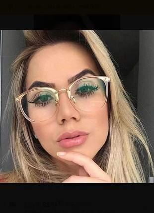 Armação de grau óculos