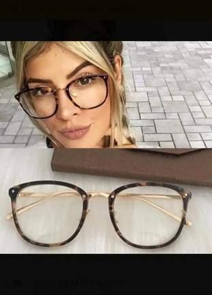 Óculos de grau oncinha