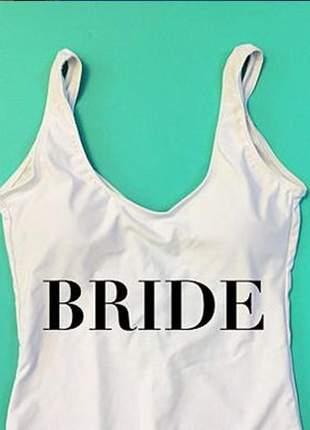Body noiva personalizado despedida de solteira