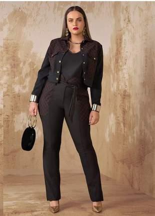 af402d7fc05c Roupa plus size feminina, moda plus size - compre online, ótimos ...