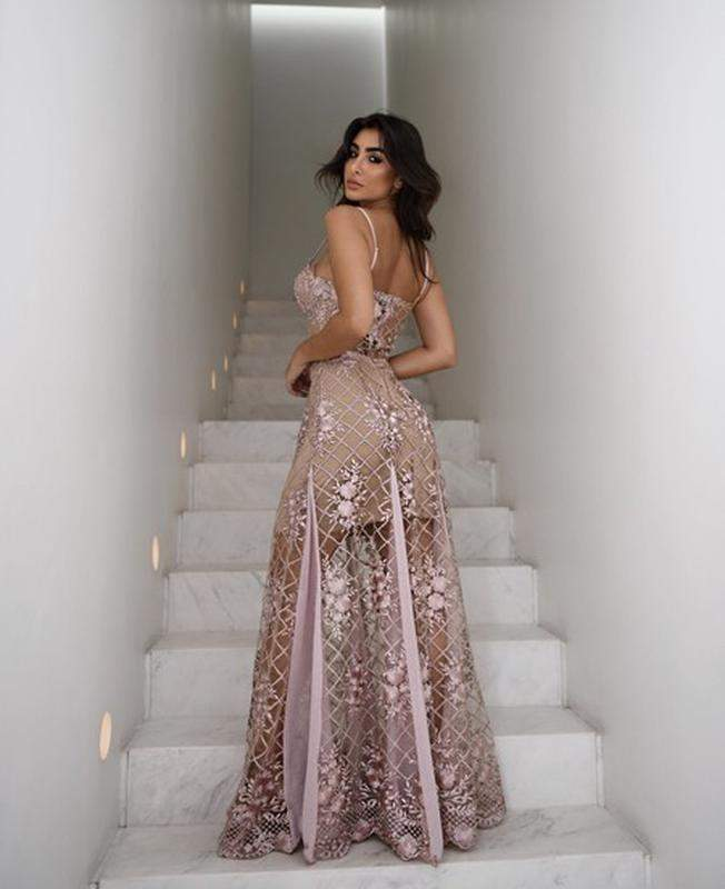 c09a248bd Vestido duchesse dourado - R$ 599.00 (tule, em tule bordado, bordado ...