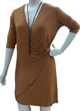 Vestido plus size moda evangelica social