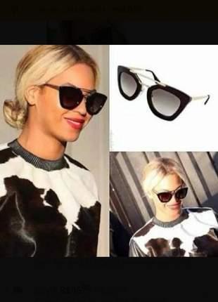 ddeb92dbf ... Óculos da moda fashion tendencia de sol escuro grife moderno2 ...