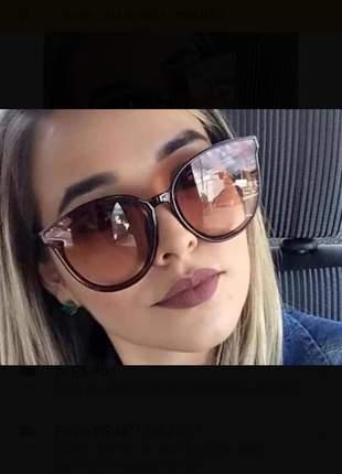 Óculos de sol marrom maravilhoso