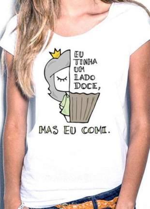 T-shirt lado doce