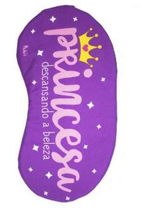 """Mascara de dormir """"princesa"""""""