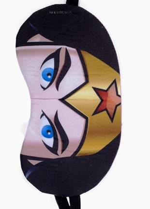 """Máscara de dormir """"mulher-maravilha"""