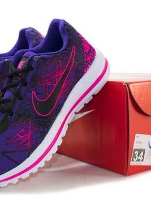 Nike runing riscadinho