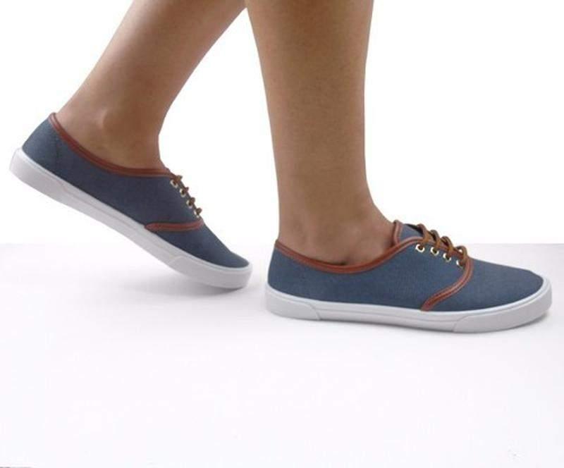 b5c8d855651cb Tênis feminino moleca beira rio conforto promoção - jeans - R$ 59.99 ...