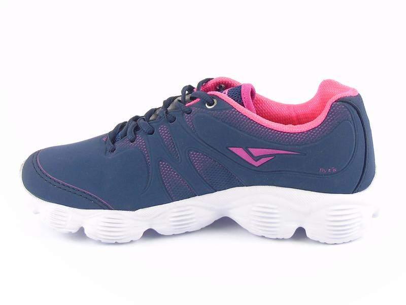 611c8cccd6 Tenis feminino barato academia passeio marinho rosa - R  69.99 ...