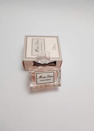Perfume miniatura miss dior 5 ml original
