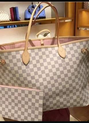 Bolsa de grife italiana nerverfull mm louis vuitton