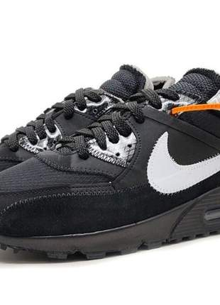 Nike air max 90 off white black