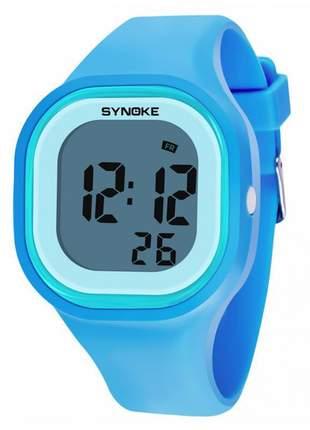 Relógio  aprova d'água synoke