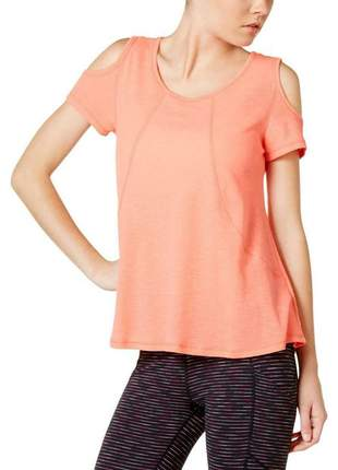 Blusinha calvin klein performance original yoga t-shirt m