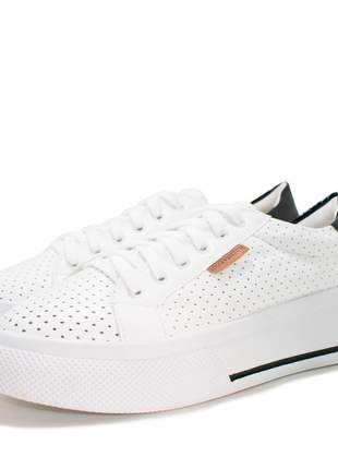 Tenis casual louis vuitton branco