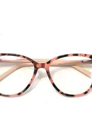 bf0f7486b Óculos transparente feminino - compre online, ótimos preços | Shafa