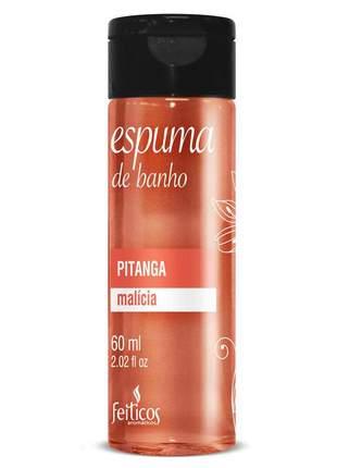 Espuma de banho para hidromassagem pitanga - 60 ml