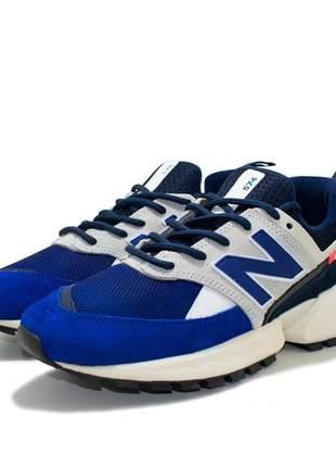 New balance lifestyle 574 azul