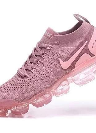 Tênis nike air vapormax rose