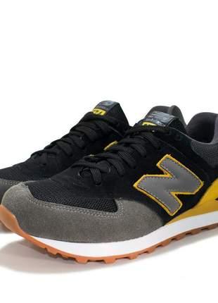 New balance classic 574 preto