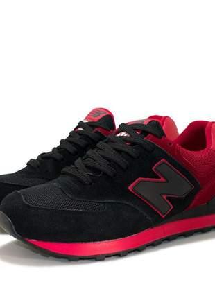 New balance classic 574 vermelho