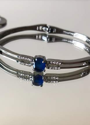Bracelete em ródio