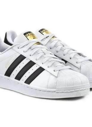de0ec65a3 Tênis adidas originals superstars foundation feminino - R$ 99.99 ...