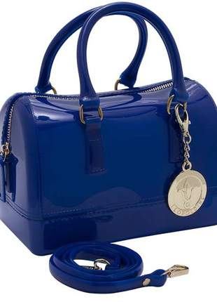 Candy bag azul  leopoldine