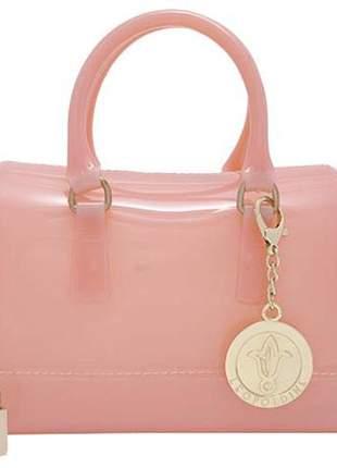 Mini candy bag rosa leopoldine