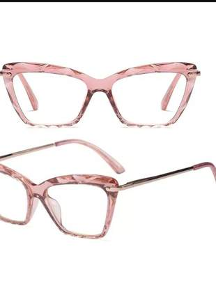 4f954473e Armação de óculos retrô vitange geek - R$ 155.00 (de grau, sem grau ...