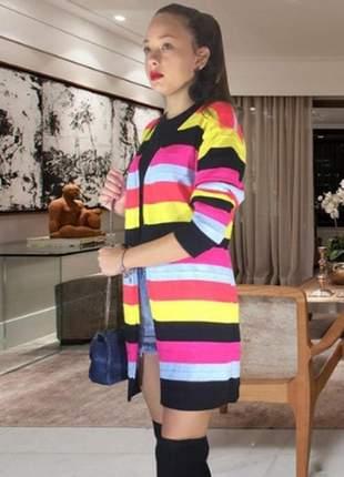 Max casaco feminino de tricot