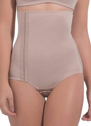 Cinta pós-parto cesariana modeladora redutora abdominal creme