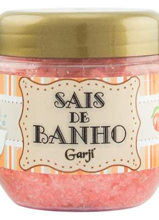 Sais de banho aromático garji - pitanga
